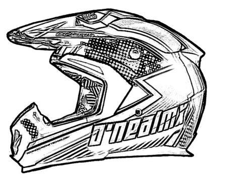 motorcycle helmet coloring page kolorowanki kask motocyklowy do druku dla dzieci i dorosłych
