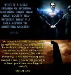 batman vs superman quotes batman begins ras al ghul quotes quotesgram