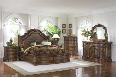 pulaski san mateo bedroom set pulaski furniture san mateo sleigh 5 piece bedroom set