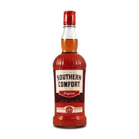Where Is Southern Comfort From by Southern Comfort 0 7l 35 Vol Southern Comfort Liqueur