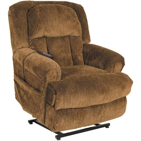 recliners manufacturers burns earth brown big man power lift lay flat recliner 0q0