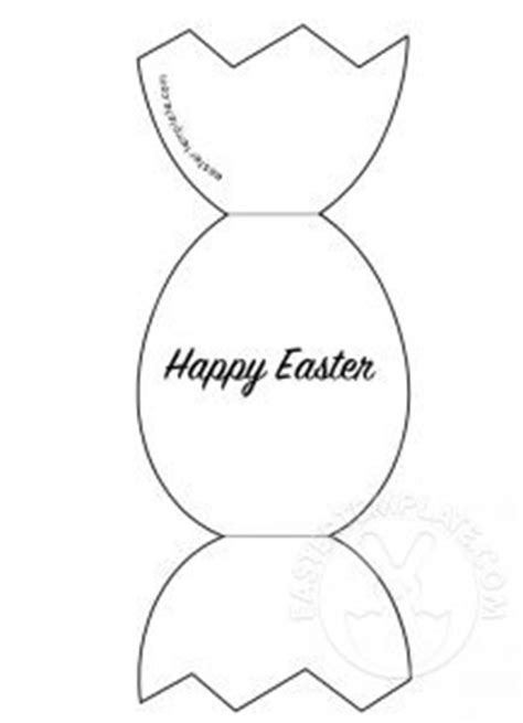 happy easter card template easter template page 3 of 9 with free