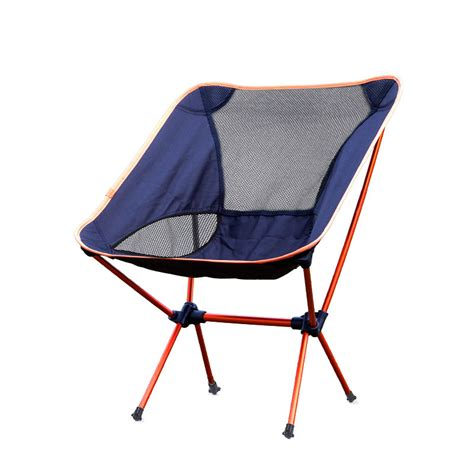 Ultra Light Folding Chair by Outdoor Leisure Folding Chair Portable Backrest Ultralight