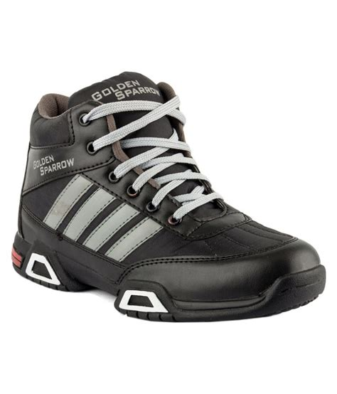 black shoes basketball gs black basketball shoes price in india buy gs black