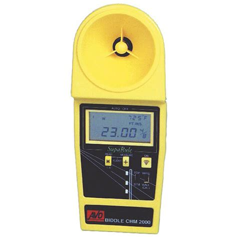 Stature Meter 2 M megger chm2000 cable height meter on sale at test equipment depot