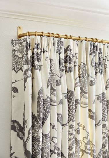 large pattern curtains pinterest the world s catalog of ideas