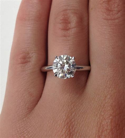 2 0 Carat Engagement Ring by 15 Ideas Of 2 0 Carat Engagement Ring