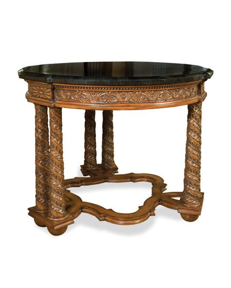 Foyer Table L benetti s italia fiorella foyer table btfi194