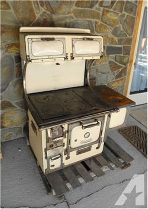 2 Antique Wood Burning Kitchen Stoves For Sale In Antique Kitchen Stoves For Sale
