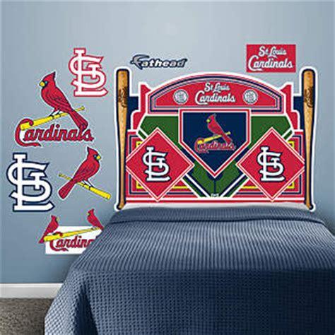 st louis cardinals bedroom decor st louis cardinals headboard full bed