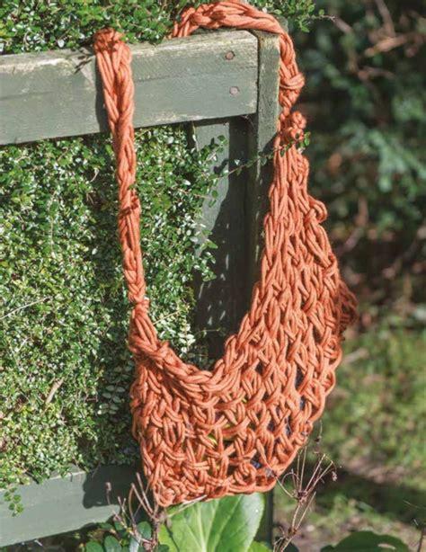 arm knit arm knit shopper bag simplymaggie