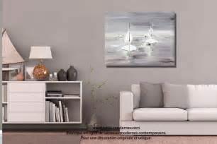 Attrayant Peinture Pour Salon Moderne 8 Carrelage gris clair
