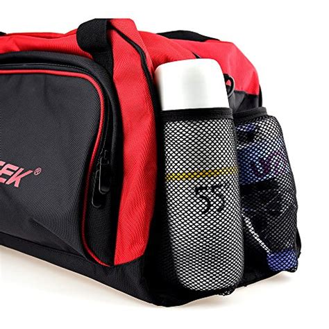 sports bag with separate shoe compartment bag duffel trip separate shoes and gear compartment