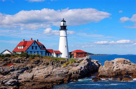 two days in portland maine get current fast