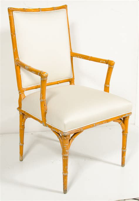 How To Make Bamboo Chair by Faux Bamboo Chair 1940s Omero Home