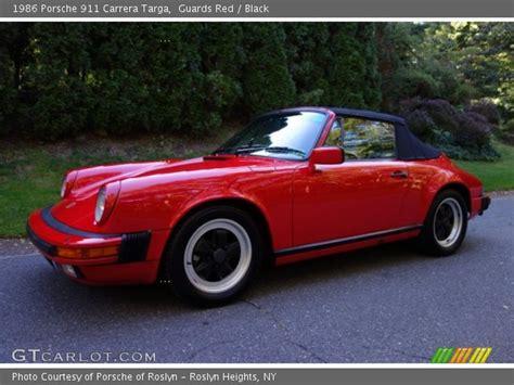 1986 porsche targa interior guards 1986 porsche 911 targa black