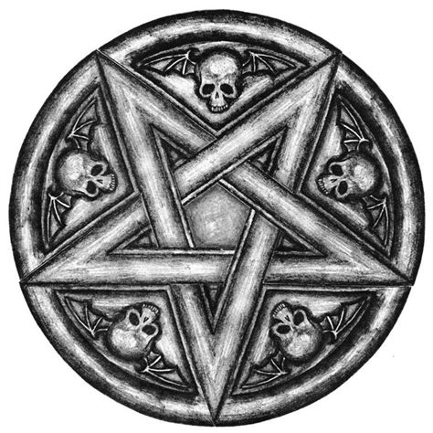 pentagram tattoo designs best 25 pentagram ideas on pentacle