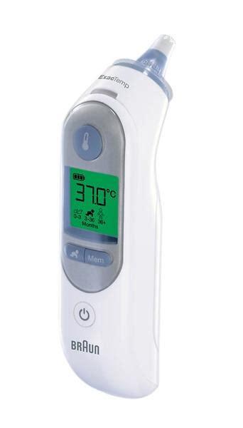 Termometer Tympanic febertermometer 246 ra braun ekonomiskt och starkt ljus f 246 r