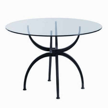 Glass Top Dining Table Bases 55 Glass Top Dining Tables With Original Bases Digsdigs