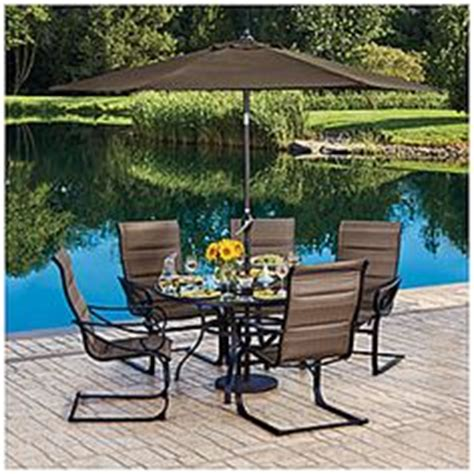 wilson and fisher patio furniture reviews wilson fisher 174 nantucket resin wicker settee with