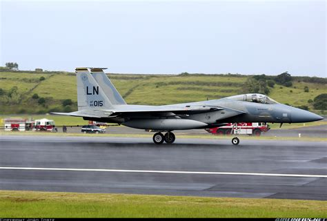 mcdonnell douglas f 15c eagle usa air aviation photo 4037709 airliners net