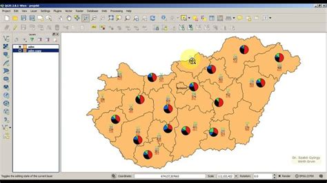 qgis tutorial making a map qgis 2 8 tutorial regional statistics diagrams