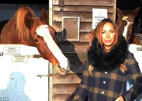 Leona lewis i d choose a global ban on animal testing over my