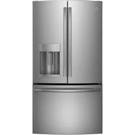 home depot counter depth door refrigerator ge 22 1 cu ft door refrigerator in stainless