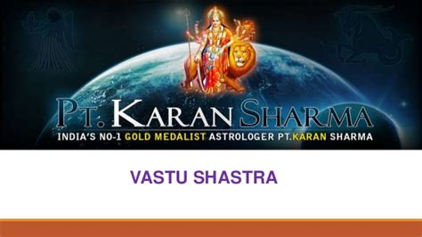 astrology vastu tips by karan sharma