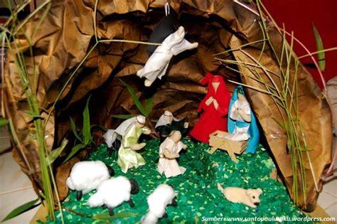 cara membuat brosur natal tips membuat gua natal di rumah yang sempit