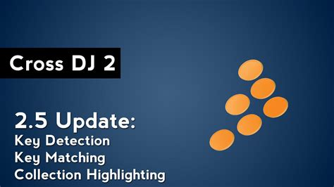 pattern matching part 2 key mixvibes cross dj 2 5 tutorial key detection matching