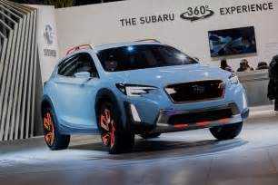 Subaru Geneva Auto Show Image Subaru Xv Concept 2016 Geneva Motor Show Size