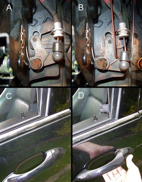 How To Fix A Stuck Door Knob by Door Lock Stuck Fix With Pics Xoutpost