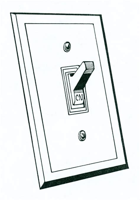 light switch pictures cliparts co
