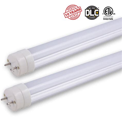 led 48 tube light led tube light 48 t8 frosted 6000k 10pack green canada led