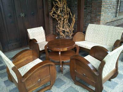 Kursi Rotan Kuno egi etnik galeri kursi kuno model becak sudah laku
