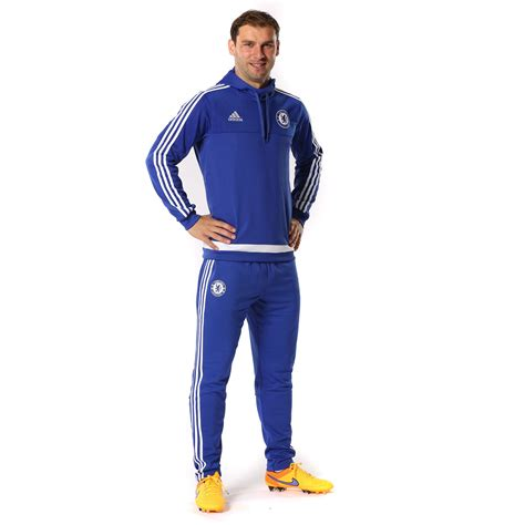 adidas mens chelsea football club blue