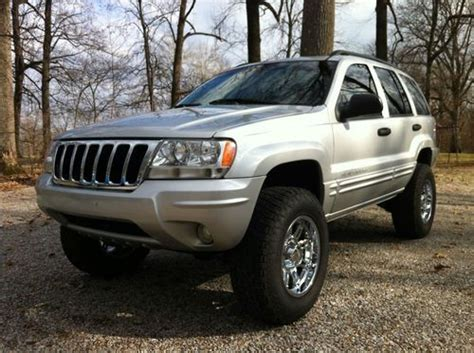 04 Jeep Grand Lifted Buy Used 2004 Jeep Grand Lifted Lift Nitto Tires