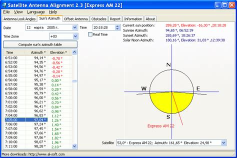 satellite antenna alignment 2 50 0 ondemandload