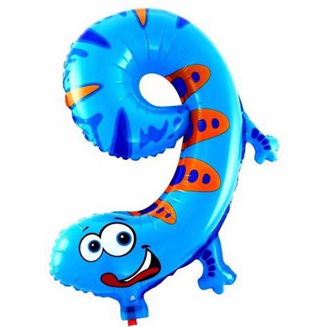 Pengiriman Cepat Balon Pesta Ulang Tahun Bentuk Binatang Model 9 1 balon pesta ulang tahun bentuk binatang model 9 multi