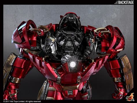 Iron Buster toys is finally releasing the hulkbuster iron