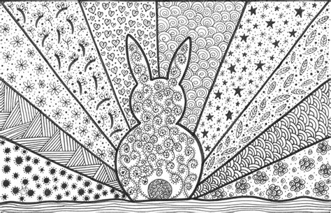 advanced geometric coloring pages coloring home