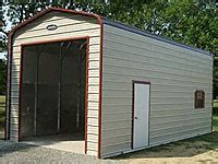 Enclosed Carport Kits Problems With Enclosed Metal Carports