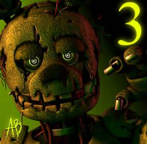 Fnaf five nights at freddy s 3 icon remaster by anthonyblender on
