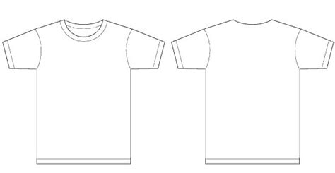 free t shirt vector template t shirt template free vector vector