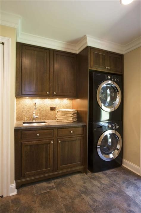 Kitchen And Laundry Room Designs Efficient Use Of The Space 19 Small Laundry Room Design Ideas