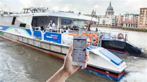 thames clipper app android best london apps visitlondon com