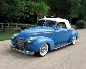1940 Chevrolet Convertible 1940 Chevy Coupe Convertible My Style