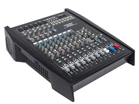 Power Mixer Audio Protea Pmx 12 Usb pyle pmx402m 4 channel powered mixer with usb input