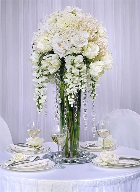Mariage Et Blanc Thème by White And Gold Deco Blanc Et Or Mariage